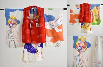 三歳 女児レンタル着物