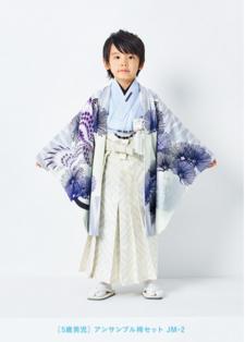 五歳 男児レンタル着物